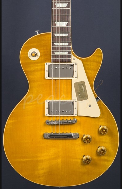Gibson Custom True Historic 1958 Les Paul - Vintage Lemon Burst