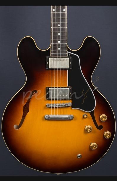 Gibson 1959 ES-335 TD Historic Burst 2016 spec