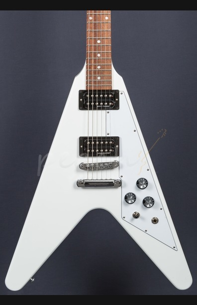 Gibson USA Flying V T 2017 - Alpine White