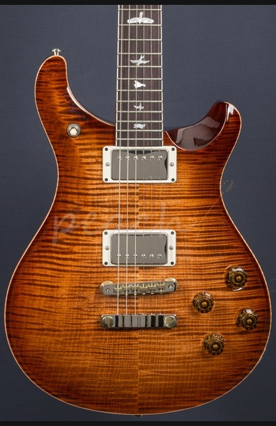 PRS Wood Library McCarty 594 East Indian Rosewood Neck Copperhead Burst