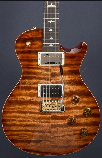 PRS Wood Library Tremonti Quilted Maple with Rosewood Neck Copperhead Burst