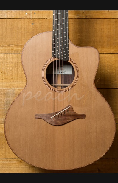 Lowden F25c Fan Fret Indian Rosewood & Red Cedar