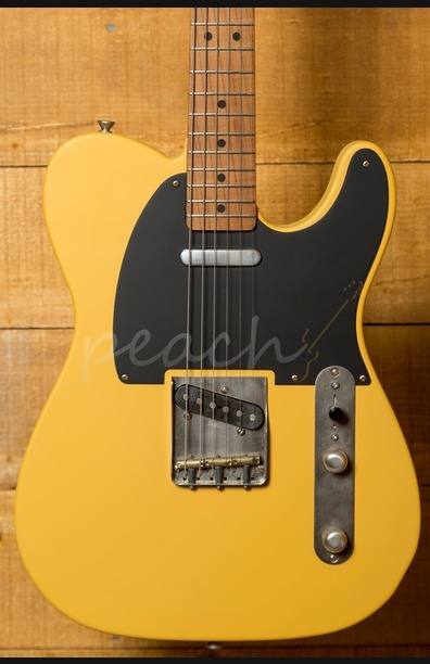 LSL Saticoy T Bone One with with Roasted Neck Butterscotch Swamp Ash