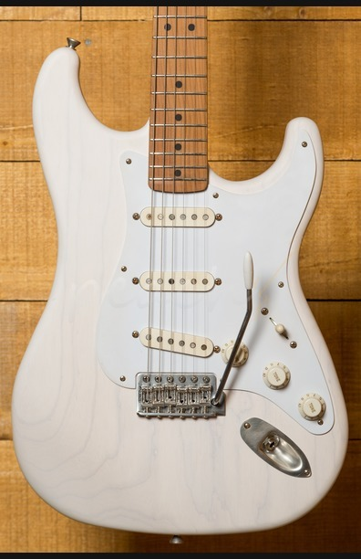 LSL Saticoy Saticoy One with with Roasted Neck Vintage Cream Swamp Ash