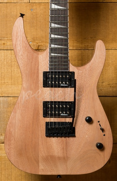 Jackson JS22 DKA Natural Oil