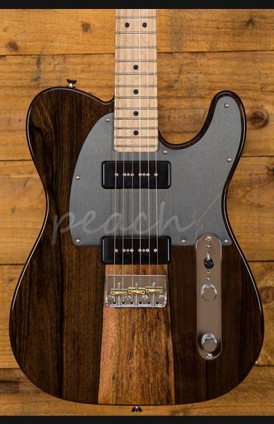 Fender 2017 Ltd Malaysian Blackwood Tele 90 Natural