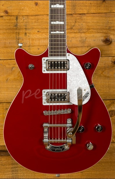 Gretsch G5441T Electromatic Double Jet Firebird Red with Bigsby