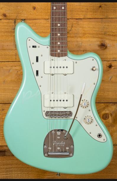 Fender Custom Shop 62 Jazzmaster Closet Classic Surf Pearl