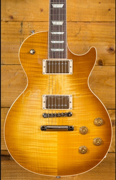 Gibson USA Les Paul Traditional T 2017 - Honey Burst
