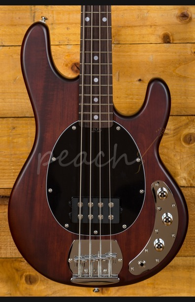Music Man Sterling Sub Ray 4 Bass - Walnut Satin