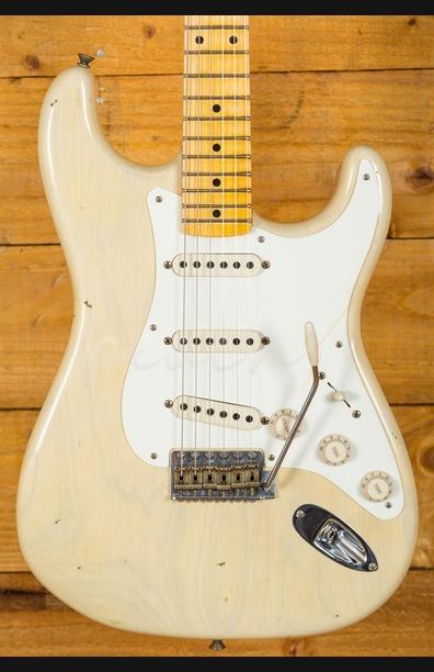 Fender Custom Shop 57 Strat Journeyman Relic Vintage Blonde