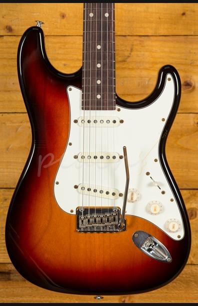Suhr Classic Antique 3 Tone Sunburst RW SSS