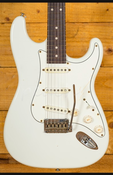 Suhr Classic Antique Olympic White Rosewood SSS