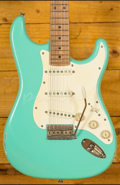 Xotic California Classic XSC-1 Surf Green Light Aged