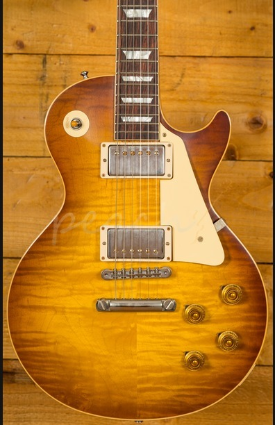 Gibson Custom Les Paul Standard Iced Tea