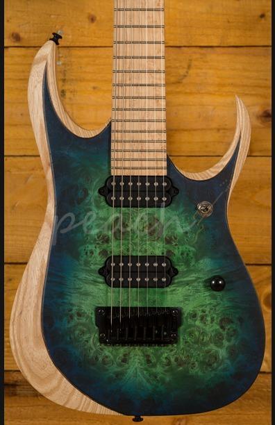 Ibanez RGDIX7MPB-SBB 7 String Surreal Blue Burst