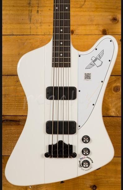 Epiphone Thunderbird Classic-IV Pro Bass in Alpine White