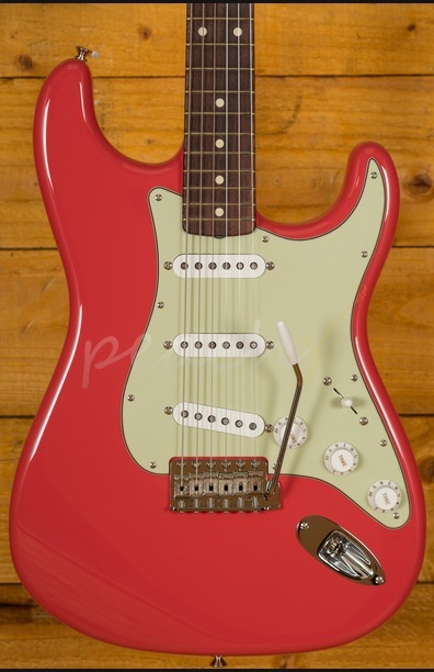 Fender Custom Shop '59 Stratocaster NOS Faded Fiesta Red