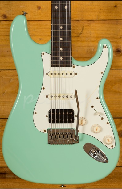 Suhr Classic Antique Surf Green Rosewood HSS