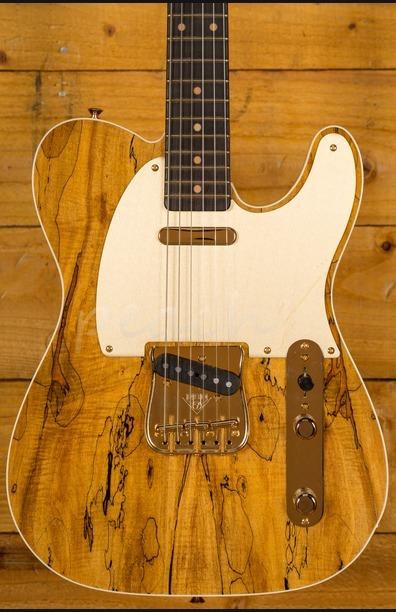 Fender Custom Shop Artisan Tele - Roasted Alder with Spalted Maple Top
