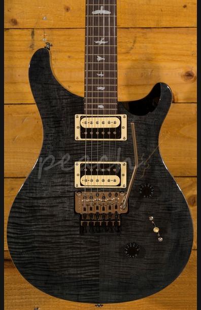 PRS SE 2017 Custom 24 Floyd Grey Black