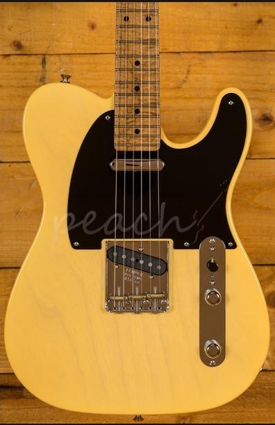 Fender Custom Shop Masterbuilt Yuriy Shishkov 52 Tele NOS Nocaster Blonde