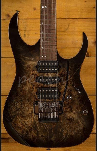 Ibanez RG1070PBZ-CKB Charcoal Black Burst