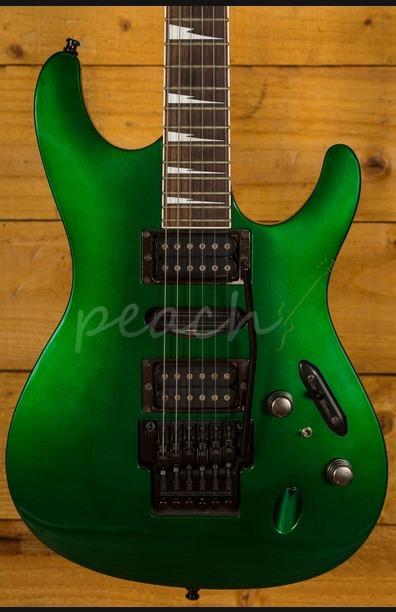 Ibanez FGM300 Frank Gambale Metallic Green Used