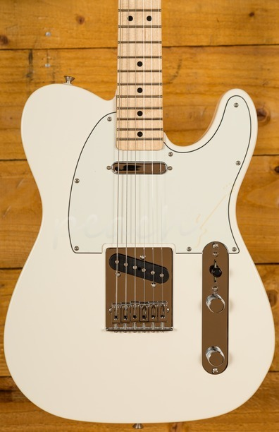 Fender Mex Standard Tele Arctic White
