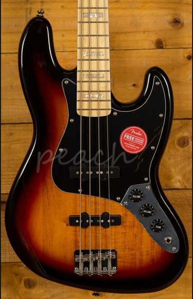 Consider, Squier vintage modified s jazz bass share