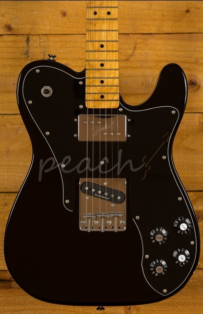 Squier Vintage Modified Tele Custom Black