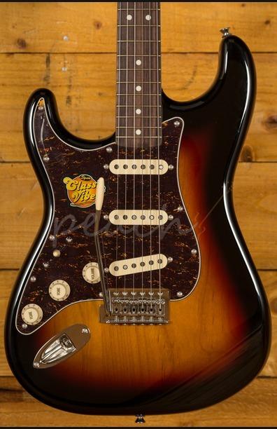 Squier Classic Vibe 60's Strat 3 Tone Sunburst Left Handed