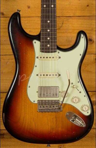 Xotic California Classic XSC-2 3 Tone Sunburst Light Aged Used