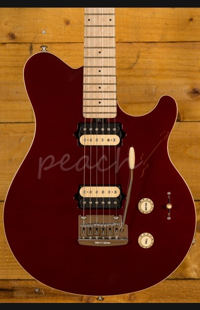 Music Man Axis Super Sport Candy Red Special