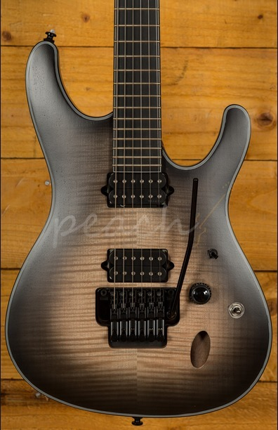 Ibanez SIX6DFM-DCB Dark Space Burst