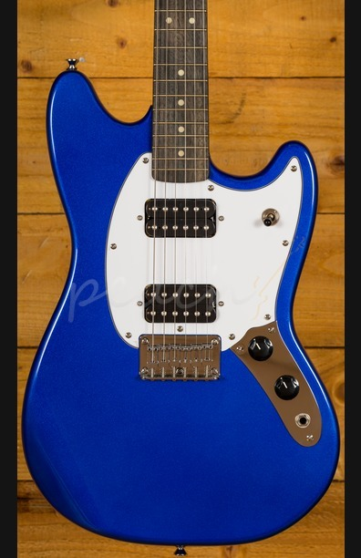Squier Bullet Mustang HH Imperial Blue