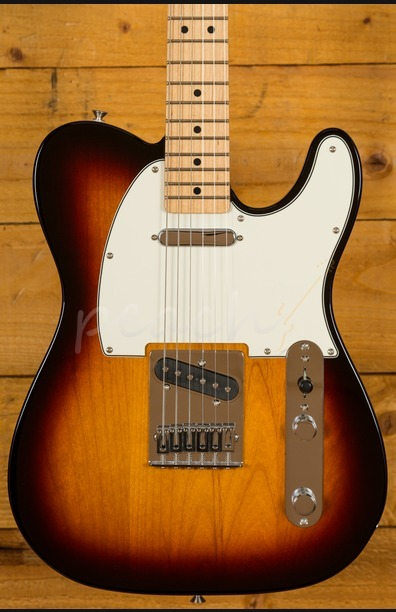 Fender Mex Standard Tele Brown Sunburst
