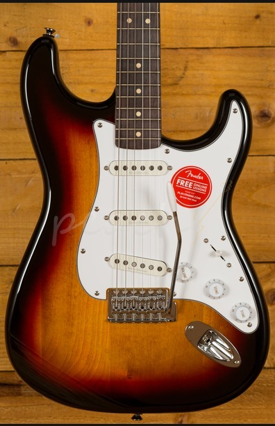 Squier Vintage Modified Stratocaster Rosewood 3TS