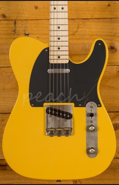 LSL T Bone Swamp Ash Butterscotch