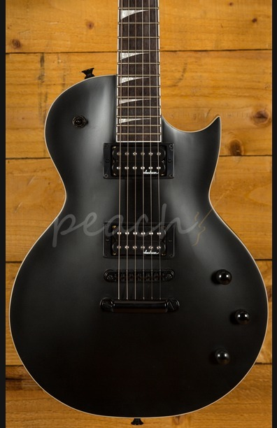 Jackson Monarch SCX in Satin Black