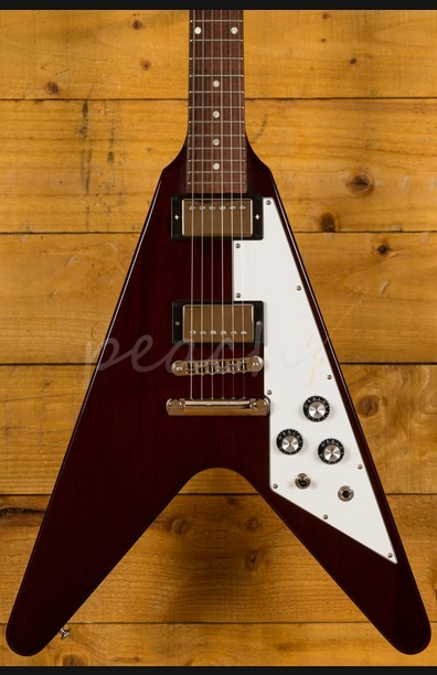 Gibson USA 2018 Flying V - Aged Cherry