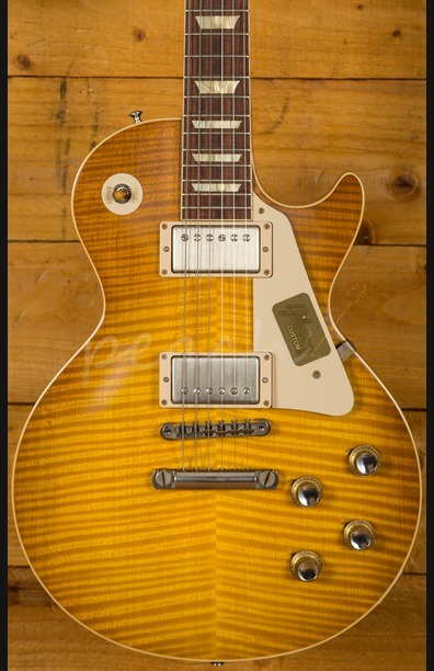 Gibson Custom 1960 Les Paul Reissue M2M Bella Donna Burst