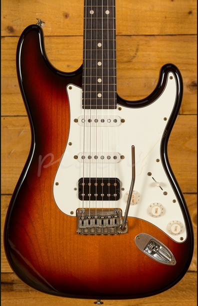 Suhr Classic Antique 3 Tone Sunburst RW HSS