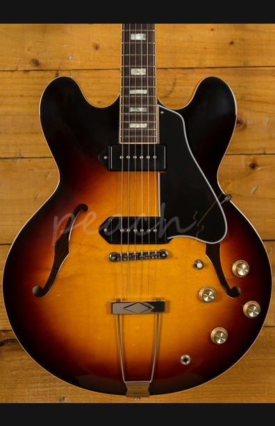 Gibson Memphis 2018 ES-330 Sunset Burst
