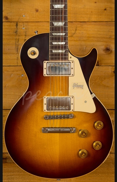 Gibson Custom Shop 1958 Les Paul Standard VOS Faded Tobacco