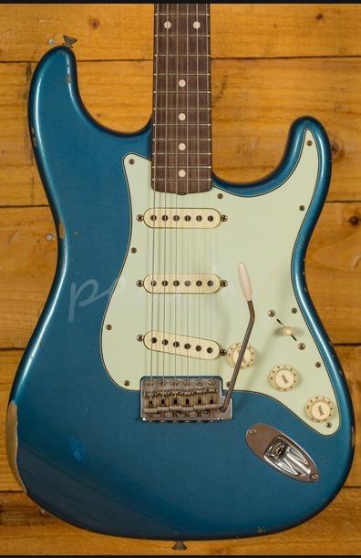 Fender Custom Shop '61 Relic Strat - Aged Lake Placid Blue