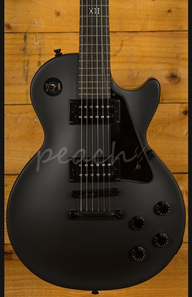 Epiphone Gothic Les Paul Studio Pitch Black