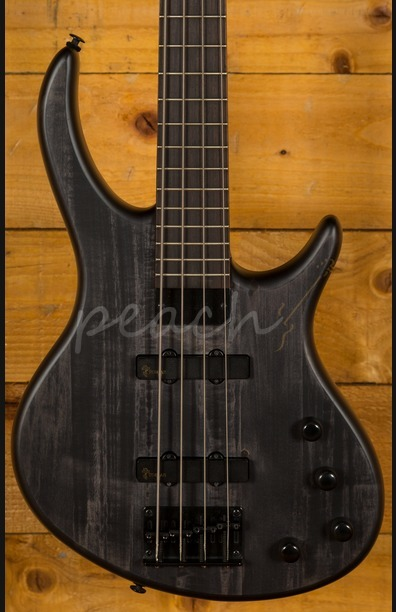 Epiphone Toby Deluxe IV Bass Ebony