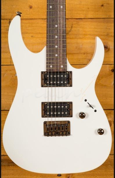 damage electric guitar