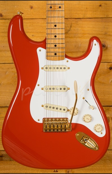 Fender FSR Limited 50s Strat Fiesta Red